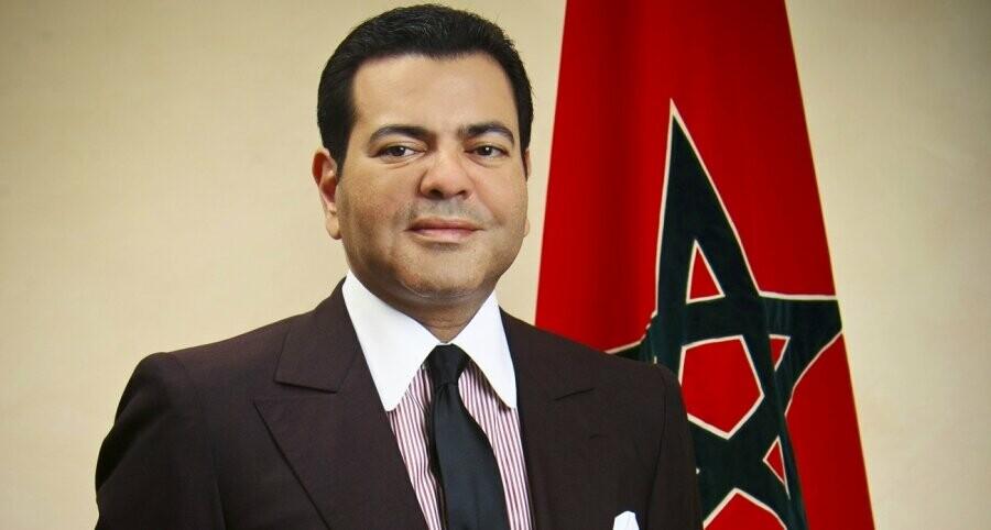 Le roi Mohammed VI représenté par le Prince Moulay Rachid — Sommet arabe