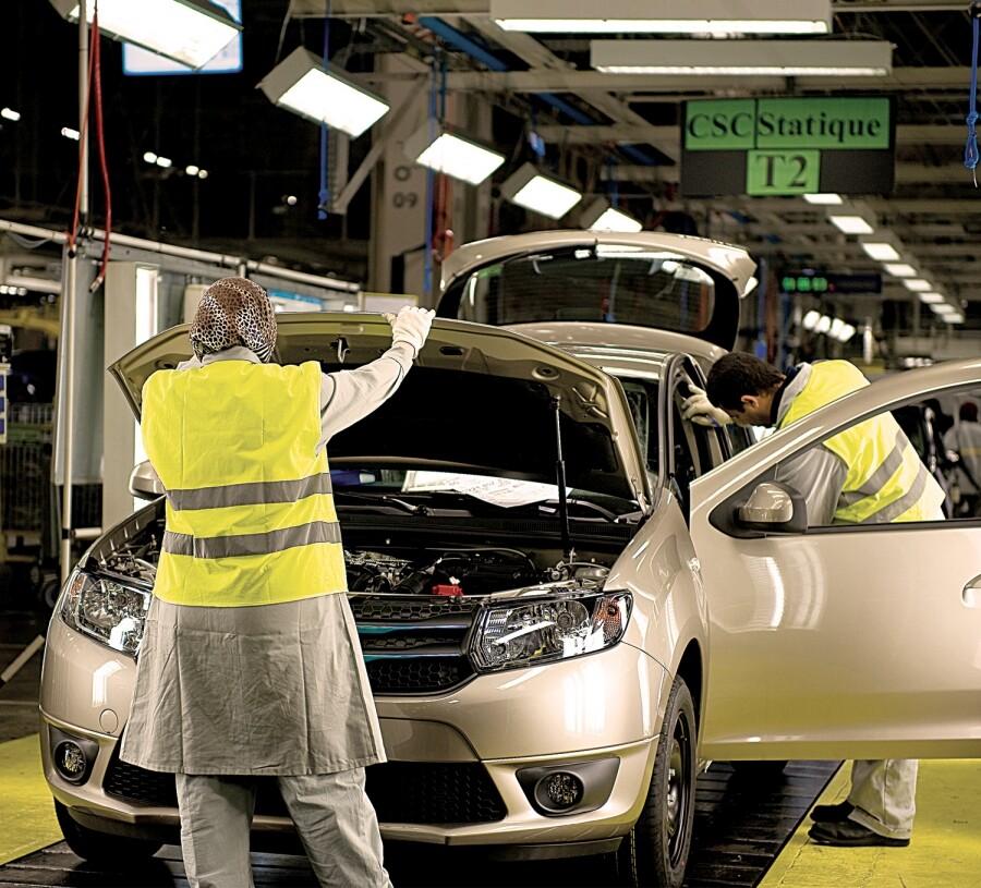 Le Groupe Renault Maroc Leader Du Marché Automobile