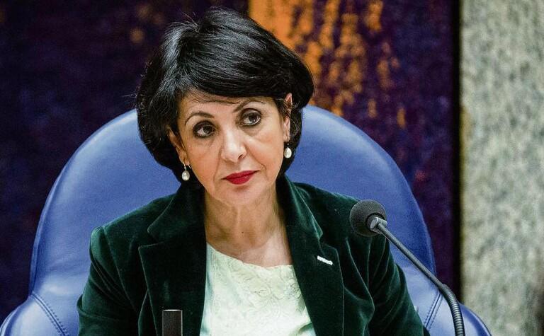 Khadija arib aurait souhait tre d chue de sa nationalit for Chambre basse parlement