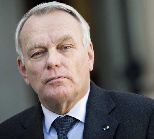 Jean marc ayrault nouveau ministre fran ais des affaires for Ministre francais