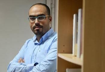 Mohammed Masbah. DAVID RODRIGUES / LE DESK