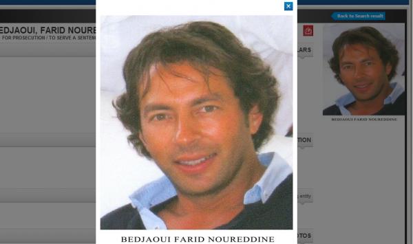 Farid Bedjaoui.