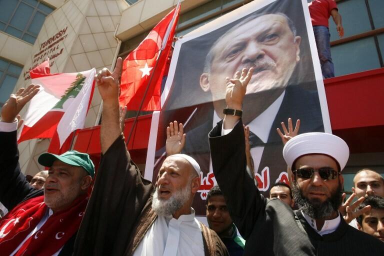 MAHMOUD ZAYYAT / AFP
