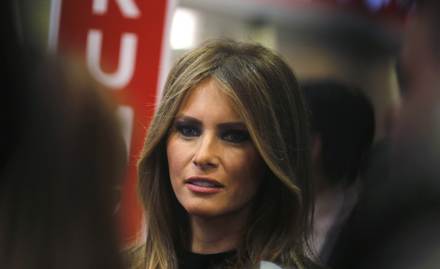 New York Post publishes nude photos of Melania Trump