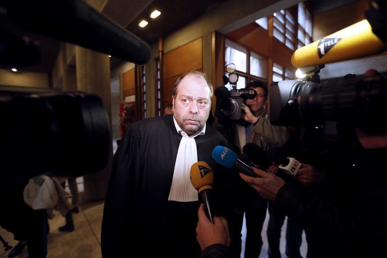 France : Saad Lamjarred lâché par Eric Dupond-Moretti ?