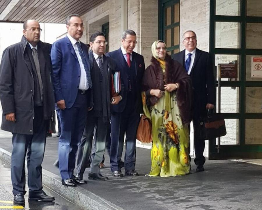 Table ronde de Genève sur le Sahara, Rabat choisit la rupture