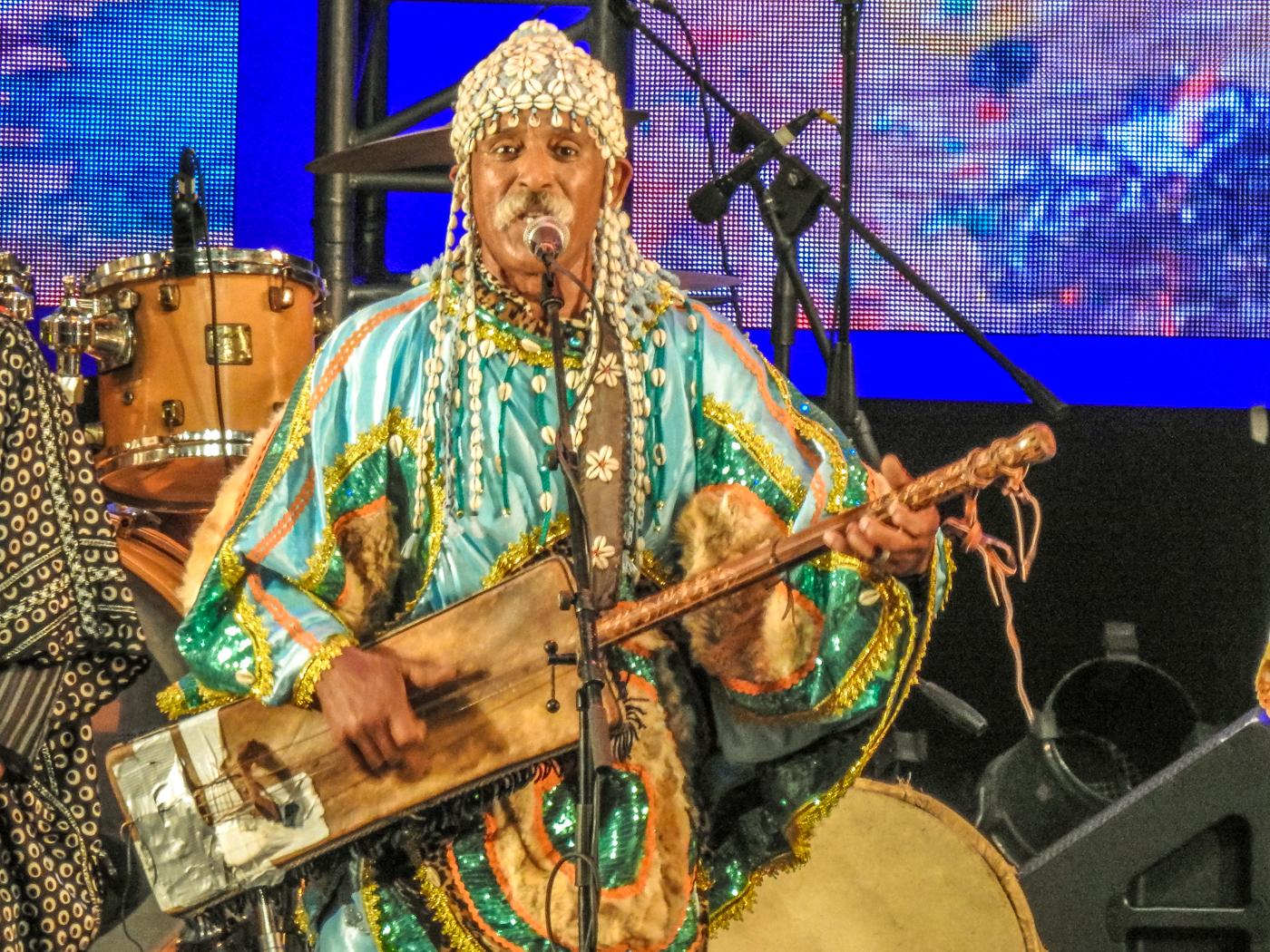 L'art et la musique gnaoua entrent au patrimoine mondial de l'UNESCO — Maroc