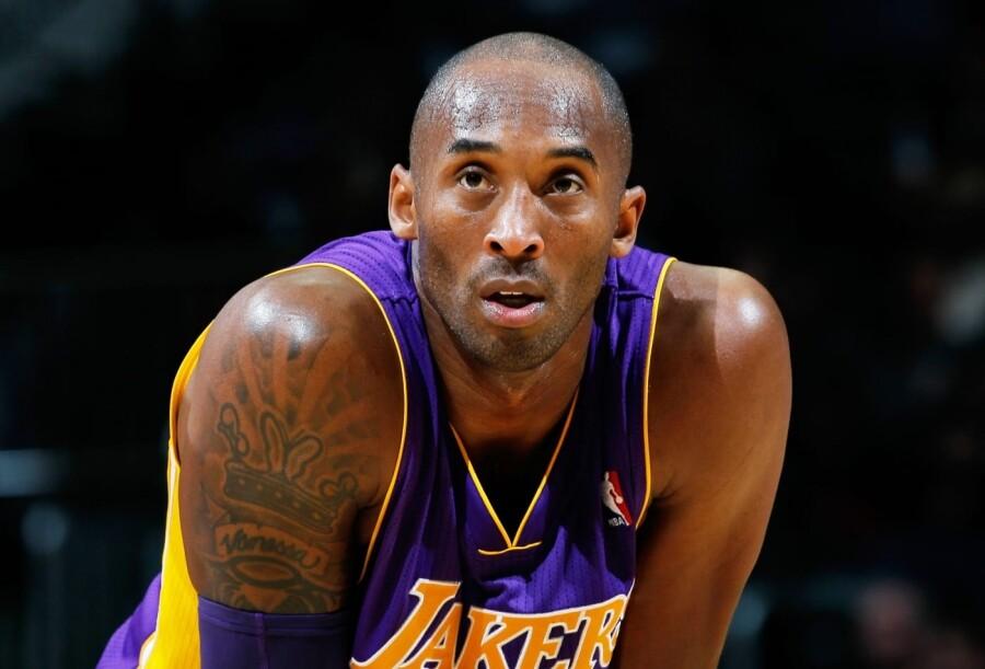 Le basketteur Kobe Bryant est mort