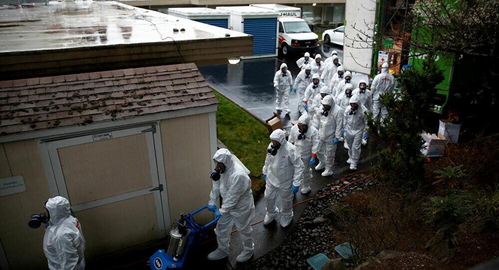 قفزة كبيرة في أرقام الوفيات والإصابات بفيروس كورونا في أمريكا